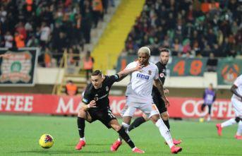 Beşiktaş Alanyaspor'u mağlup etti
