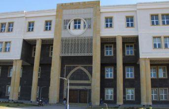 Karadeniz'in en büyük üniversite kütüphanesi