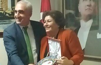 CHP Trabzon'da Ömer Hacısalihoğlu görevi...