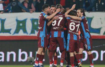 Trabzonspor 13 senedir evinde yenilmiyor!