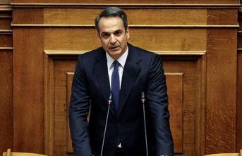 """Yunanistan Başbakanı'ndan flaş açıklama! """"Müsamaha gösterilmeyecek"""""""