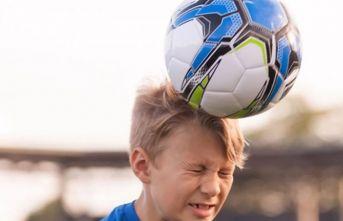 """""""Çocukların topa kafa vurması yasaklansın"""""""