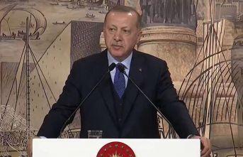 """Cumhurbaşkanı Erdoğan: """"Senaryonun asıl hedefi..."""