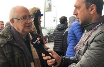 Hacısalihoğlu: Şampiyonluk yarışında en şanslı takım Trabzonspor