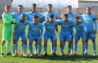 Trabzonspor'un gençleri Boluspor karşısında