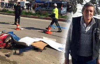 Kamyonla çarpışan motosikletin sürücüsü öldü!