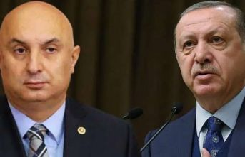 Erdoğan'dan Özkoç'a 1 milyon liralık...