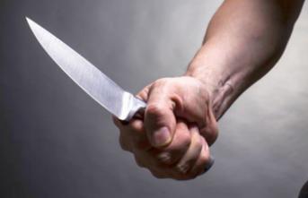 Kavgada bıçaklanan bekçi ağır yaralandı