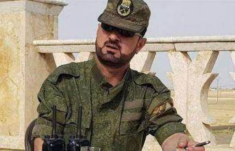 Rejim komutanı SİHA ile vuruldu