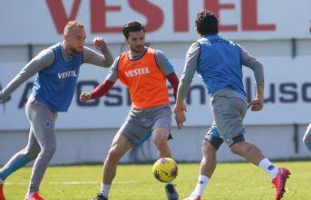 Trabzonspor'da Malatya hazırlıkları başladı