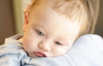 Bebeklerde depresyon olur mu ? İşte cevabı...