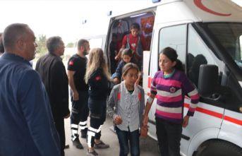 Şanlıurfa'da taşımalı eğitim gören 100 öğrenci zehirlendi