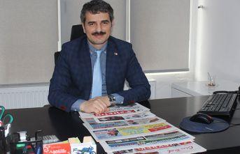 Trabzonlu müdür Muğla'da göreve başladı
