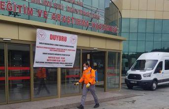 Trabzon'da seferberlik devam ediyor