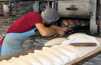 Ekşi mayalı ekmek hem sağlıklı, hem uzun ömürlü...