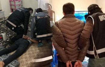 Şırnak'ta kaçakçılık operasyonu!