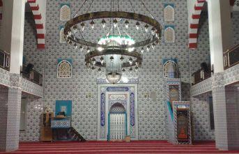 Bayburt'ta tüm camilerden dualar yükseldi