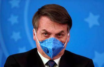 Brezilya Devlet Başkanı: Koronavirüs basit bir...