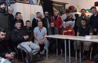 26 Türk işçi mahsur kaldı