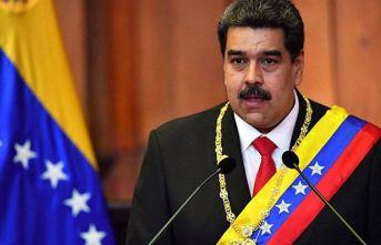 ABD, Maduro'nun başına 15 milyon Dolar ödül...