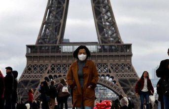 Fransa'da ölü sayısı artıyor