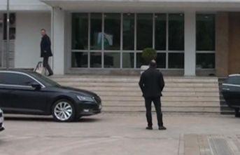 Cumhurbaşkanı gece açıkladı! Sabah ilk iş Trabzon Valiliği'ne geldi