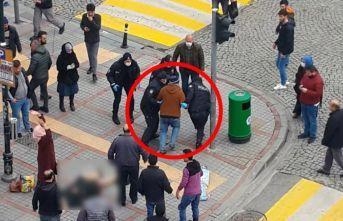 Rize'de eski eşini sokak ortasında vurmuştu!...
