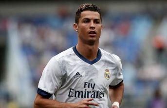 Ronaldo'dan örnek hareket