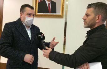 """Trabzon İl Sağlık Müdürü Hakan Usta """" Trabzon'da..."""