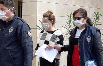 Ali Ağaoğlu'nun eski sevgilisi gözaltında