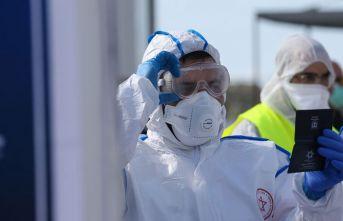 Japonya'da yeni koronvirüs rekoru