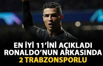 Pereira ilk 11'in açıkladı! Ronaldo'nun arkasında iki Trabzonsporlu