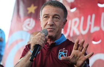 Trabzonspor Ağaoğlu ile değişti