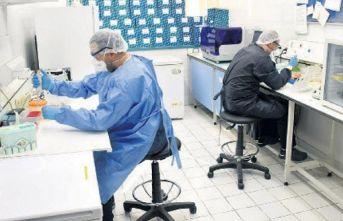 """44 ilde 73 merkez """"Covid-19 Tanı Laboratuvarı"""" oldu"""