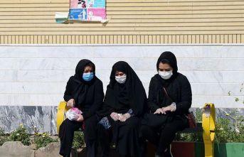 İran'da koronavirüs ölümleri arttı