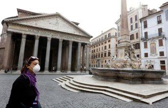 İtalya'da vaka sayısı 100 bini aştı