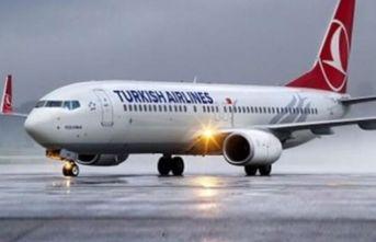 THY bugün Trabzon dahil bin 62 yolcuyu uçuracak