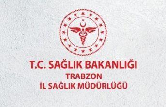 Trabzon'da koronavirüse karşı hizmete başladı! Bu numarayı arayabilirsiniz