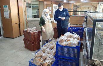 Ambalajsız ekmek satışına izin yok