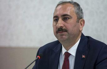 """Bakan Gül: """"İnfaz düzenlemesi Meclis gündemine gelecek"""""""