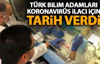 Türk bilim adamları Koronavirüs ilacı için tarih...