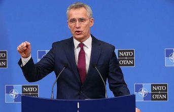 NATO Türkiye'yi dayanışma örneği olarak gösterdi