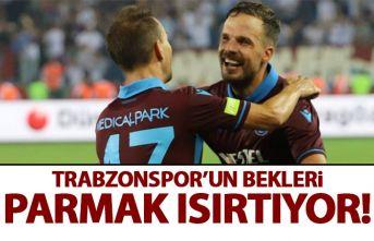 Trabzonspor'un süper ikilisi farkını ortaya...