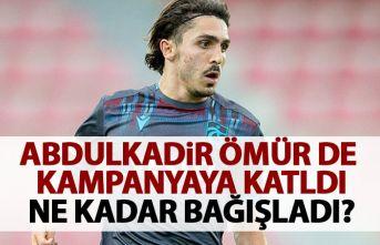 """Abdulkadir Ömür'den """"Biz bize yeteriz Türkiyem""""..."""