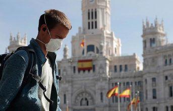 İspanya'da can kaybı sayısında rekor artış!