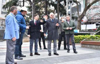 Trabzon'da başlayan proje için Başkan Zorluoğlu...