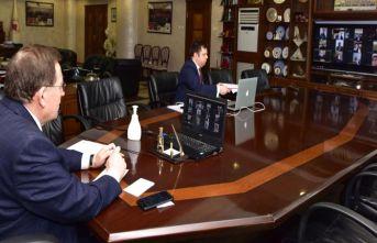 Trabzon iş dünyasının sorunları bakanlıklara iletiliyor
