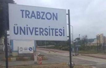 """Trabzon üniversitesinden """"Milli Dayanışma Kampanyası""""na destek çağrısı"""