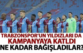 """Trabzonspor'un yıldızlarından """"Biz bize..."""