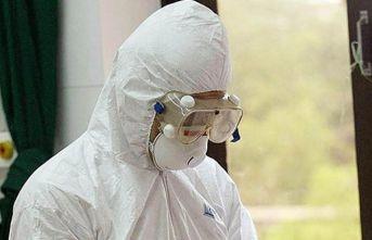 UkraynaOrdusu'nda ilk koronavirüs vakası tespit edildi